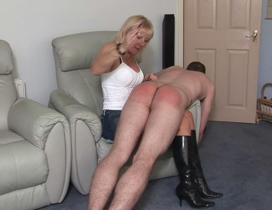 Sexuploader branlette maîtresse dame esclave