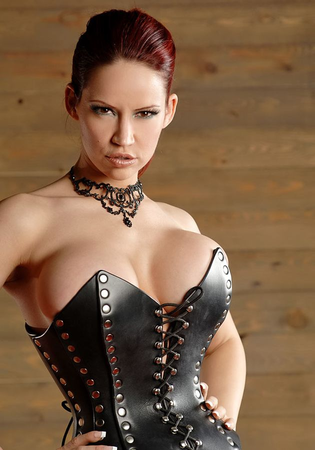 Historical breasts corset naked
